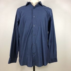 "Marc Anthony Slim Fit Shirt - 17.5"" 36/37"